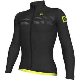 Alé Cycling PRR Clima Protection 2.0 Warm Air LS Jersey Men Black